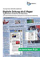 Zwischen print und onlinezeitung special report der ifra darmstadt