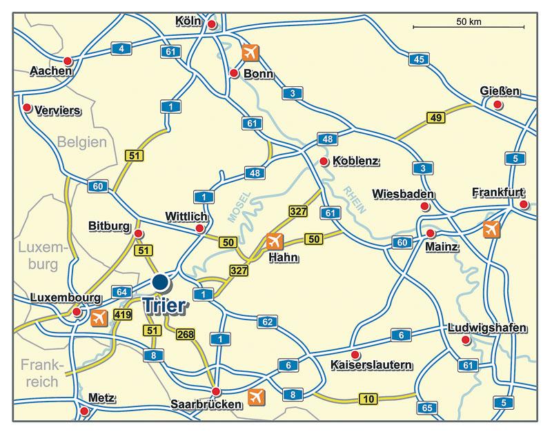 Uni Trier Phonetik Directions